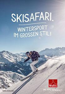 Ski Safari Wintersport im grossen Stil
