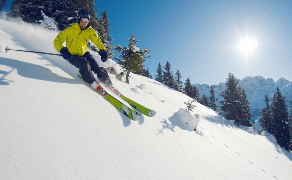 Skigebiet Champery Skifahren Und Snowboarden In Champery Wallis