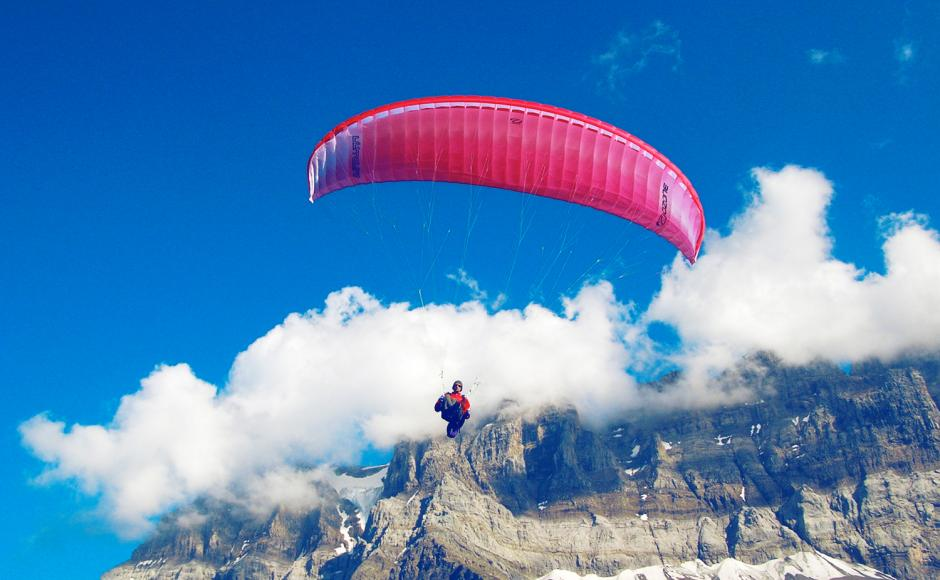 Fly Away | Paragliding & hang gliding in Val-d'Illiez | Valais