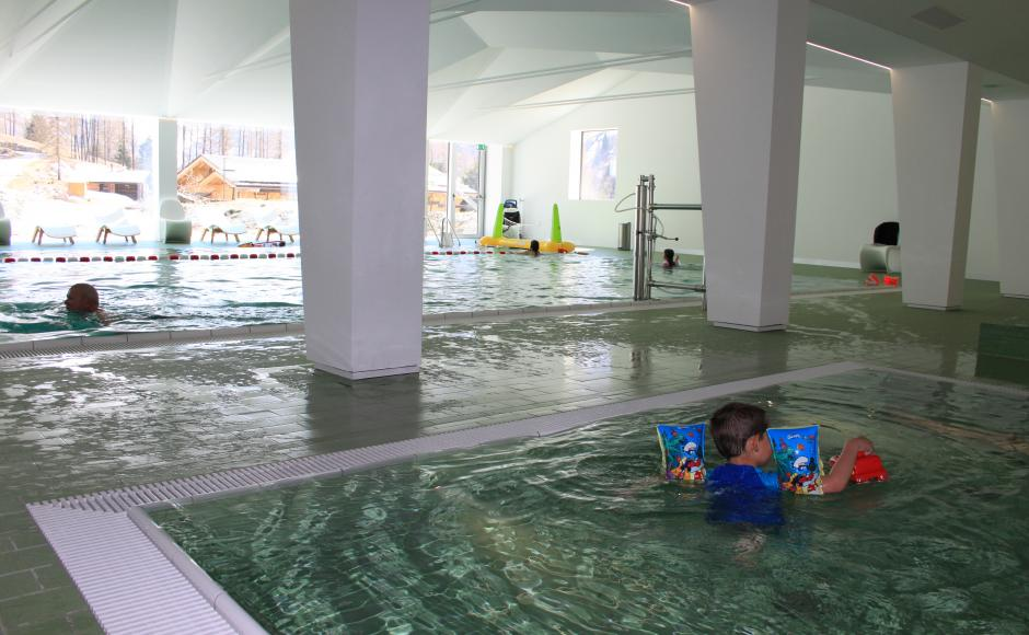 Good It Consists Of A Semi Olympic Pool (29°C), A Childrenu0027s Pool (32°C.) And A  Wellness Spa Room With Hammam , Sauna And Jacuzzi. Swimming Lessons, Parent  And ...
